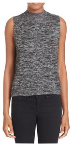 Rag & Bone Top Black, Heather Gray