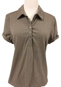 Sonoma Button Down Shirt Brown