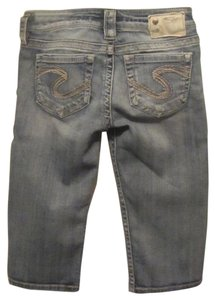 Silver Jeans Co. Bermuda Shorts blue denim