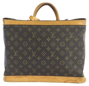 Louis Vuitton Lv Cruiser 40 Canvas Monogram Travel Bag