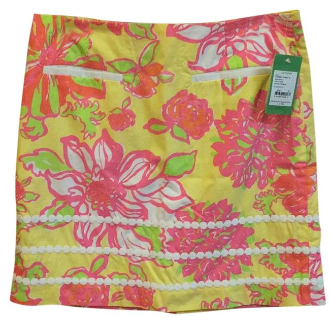 Lilly Pulitzer Roslyn Mini Skirt - 53% Off Retail best