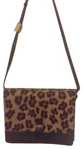 Whistles Satchel in Leopard