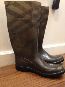 Burberry Rainboots Rainboots Rainboots Rain Silver/Grey Boots