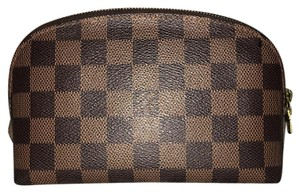 Louis Vuitton LV Cosmetic Makeup Toiletry Bag Clutch