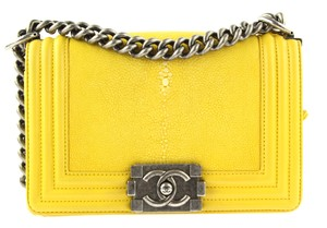 Chanel Boy Karl Lagerfeld Coco Shoulder Bag