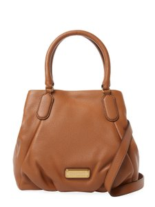 Marc by Marc Jacobs Q Fran Satchel in Tan