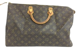 Louis Vuitton Lv Speedy 40 Canvas Tote in Monogram