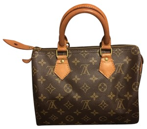 Authentic louis vuitton speedy 25 Satchel