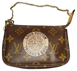 Louis Vuitton Louis Vuitton Trunks and Bags Mini Pochette