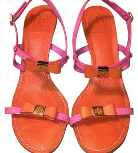 12711e39045f Women s Orange Sandals - Up to 90% off at Tradesy