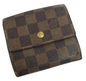 Louis Vuitton 100% Authentic Louis Vuitton Damier Bifold Wallet