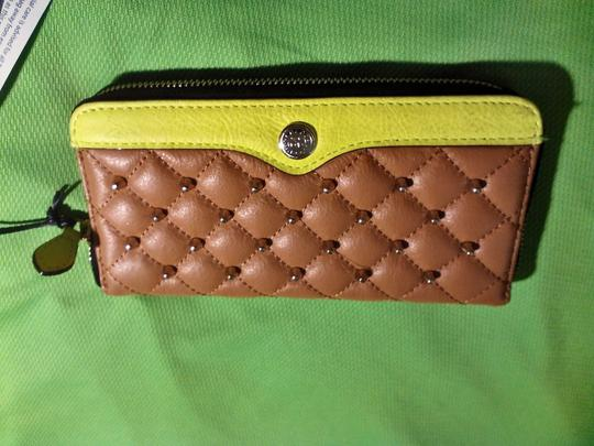 Preload https://img-static.tradesy.com/item/19903603/rebecca-minkoff-camel-and-yellow-luna-large-zip-studs-wallet-0-0-540-540.jpg