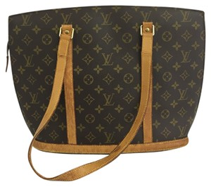 Louis Vuitton Lv Babylone Tote in Monogram