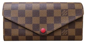 Louis Vuitton Louis Vuitton Brand New 2016 Damier Ebene Canvas Josephine Wallet Bag