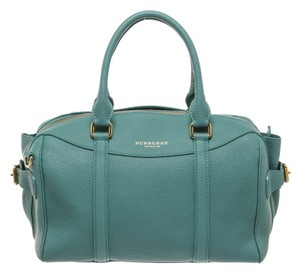 Burberry Satchel in Green