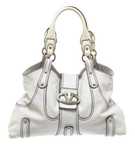 Valentino Tote in White