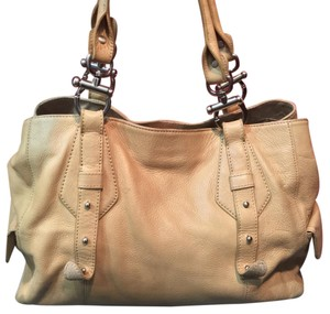 Westport collection Tote in Tan
