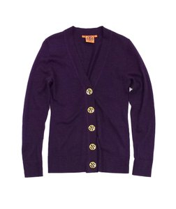 Tory Burch Wool Cardigan