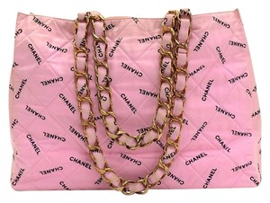 Chanel Cotton Shoulder Bag