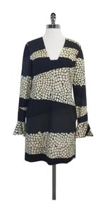 Diane von Furstenberg short dress Crackle Landscape Hazina on Tradesy