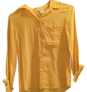 Club Monaco Top Yellow