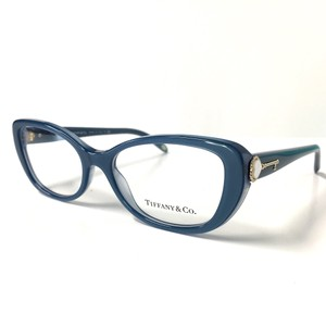 Tiffany & Co. Tiffany & Co. Eyeglasses Blue Gold and Pearl Heart