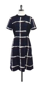 Marc by Marc Jacobs short dress Blue Plaid A Line on Tradesy