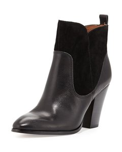 Donald J. Pliner Bootie Classic Fall Fashion black Boots