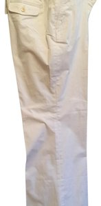Talbots Relaxed Pants White