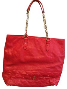 Juicy Couture Tote in Red