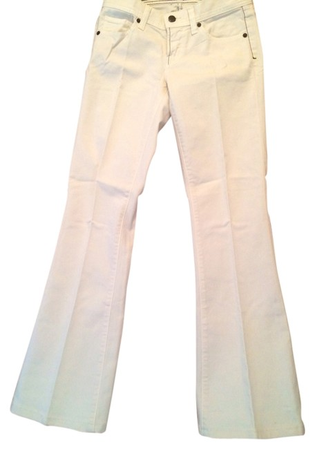 Citizens of Humanity Trouser/Wide Leg Jeans-Coated