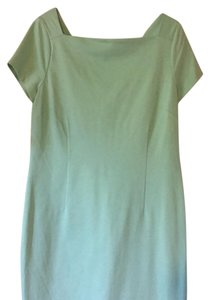 Banana Republic short dress Aqua on Tradesy