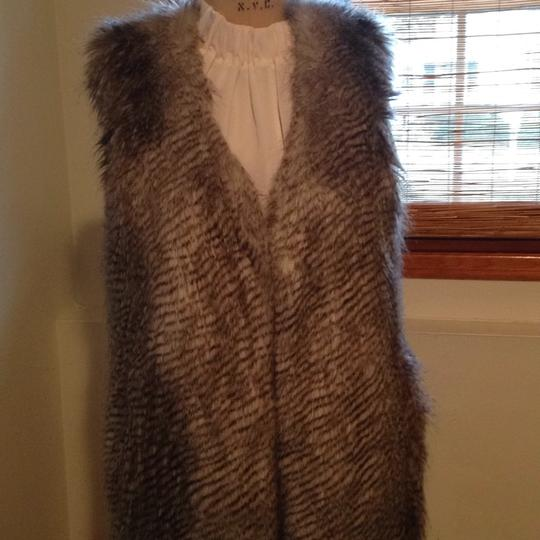 well-wreapped Ann Taylor Fur Coat - 53% Off Retail