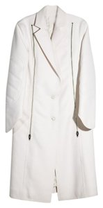 Alexander Wang Wool White Trench Coat