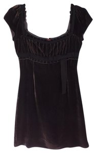 Juicy Couture Stretch Velvet Party Dress