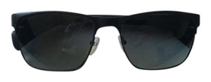 Prada Prada Sunglasses - Matte Black, Polarized Lenses