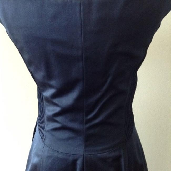 Richard Tyler Couture Vintage Structured Bodice Off Shoulders Silk Satin Fitted Shape Corset-style Never Worn Dress
