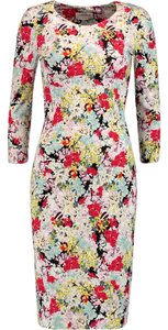 ERDEM short dress Multi Floral Print Classic on Tradesy