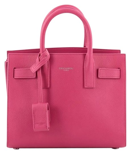 Preload https://item3.tradesy.com/images/saint-laurent-leather-tote-bag-pink-19906107-0-1.jpg?width=440&height=440