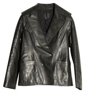 Alexander Wang Calfskin Leather Jacket