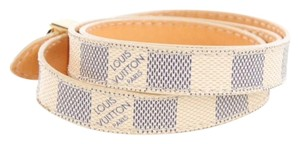 Louis Vuitton Louis Vuitton Damier Azur Bracelet