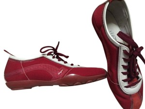 Salvatore Ferragamo red Athletic