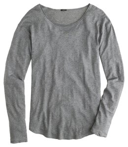 J.Crew T Shirt Heather Grey (gray)