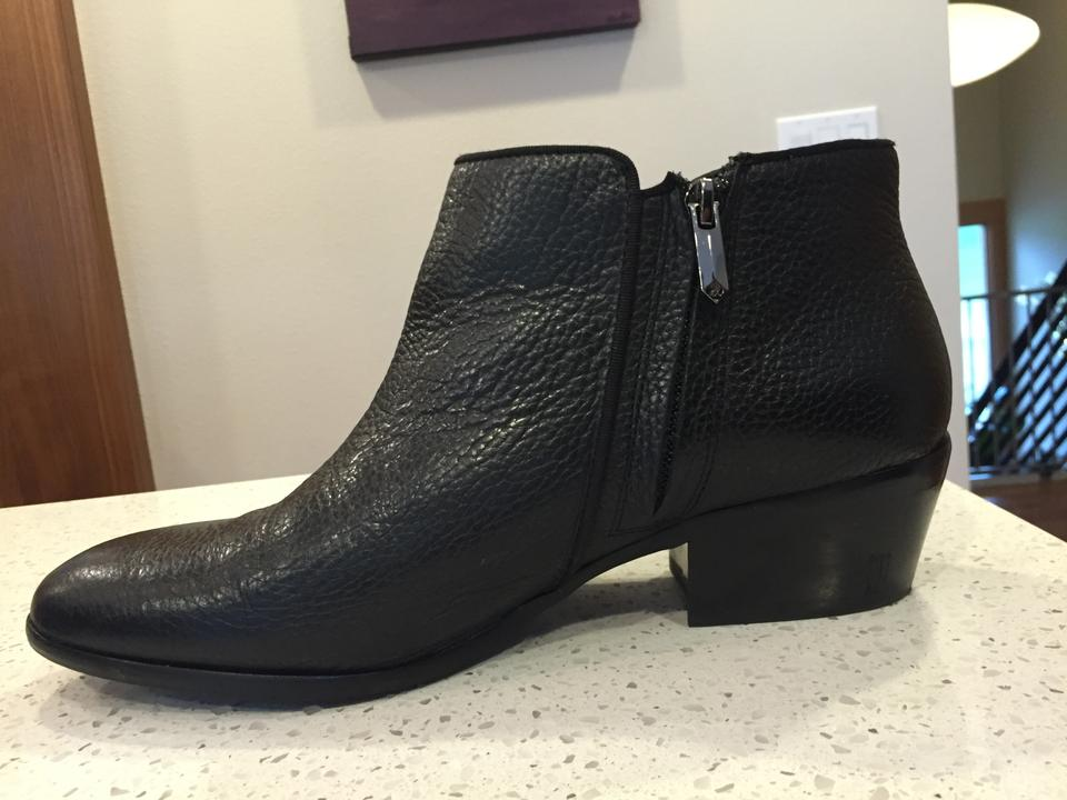 2517129a61e8 Sam Edelman Black  petty  Chelsea Boots Booties Size US 10 Wide (C ...