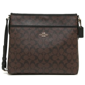Coach Signature Lightweight Classic Cross Body Bag
