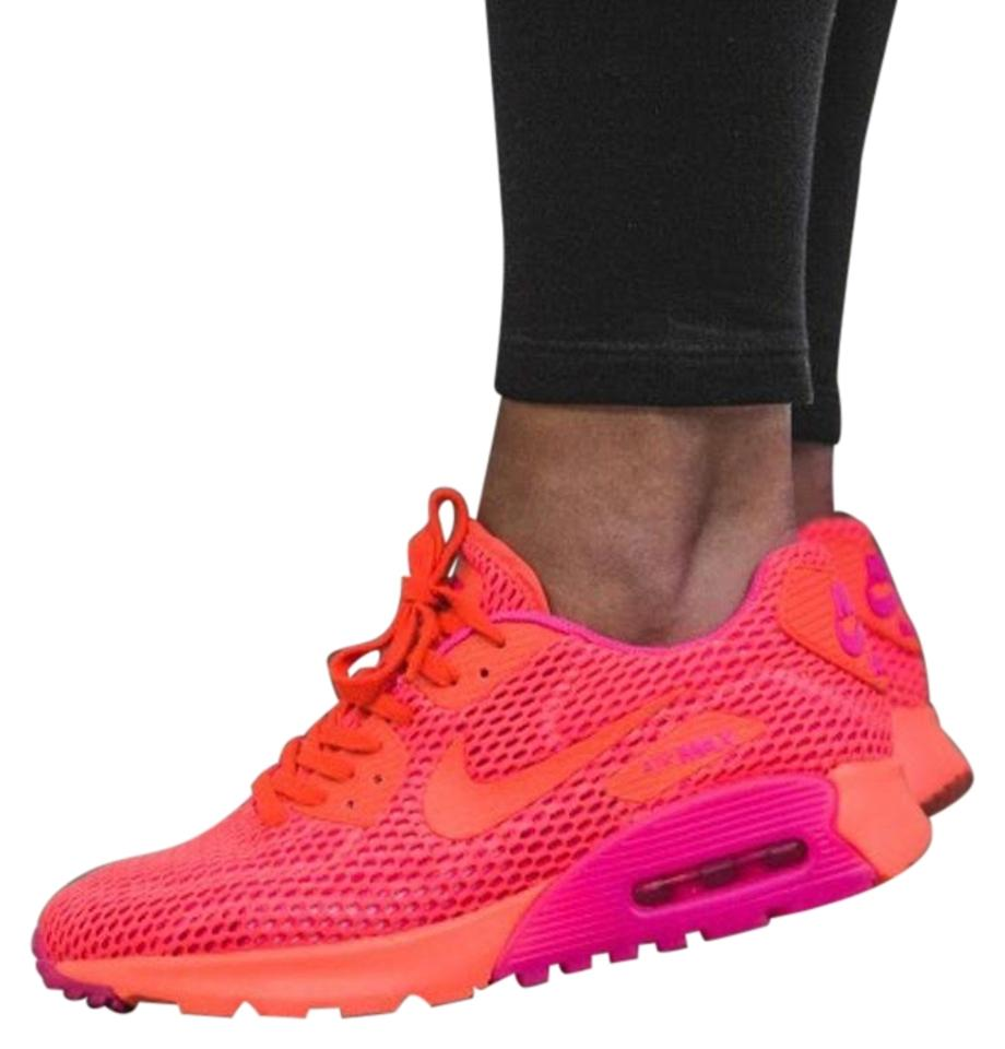 Nike Women's Air Max 90 Ultra Breathe StyleColor: 725061 800 Sneakers Size US 8 Regular (M, B) 37% off retail
