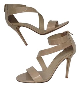Barneys New York Nude Sandals