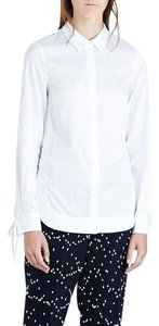 3.1 Phillip Lim Shirt Button Down Shirt white