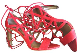 Elie Tahari New Red Sandals