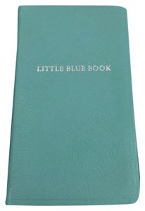 Tiffany & Co. Tifffany & Co. Little Blue Book Notebook Journal New in Tiffany Box